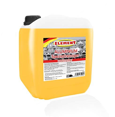 Element Ultraschallreiniger Aluminium 5 Liter Spezialreiniger...