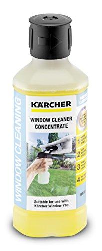 Kärcher Glasreiniger-Konzentrat RM 503 (Volumen: 0,5 l, streifenfreie...