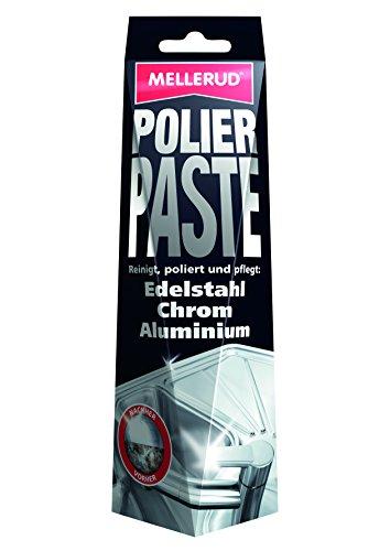 MELLERUD Polierpaste 150 ml für Edelstahl, Chrom, Aluminium...
