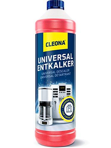Cleona Entkalker für alle Kaffeevollautomat 1 Liter - für 8...