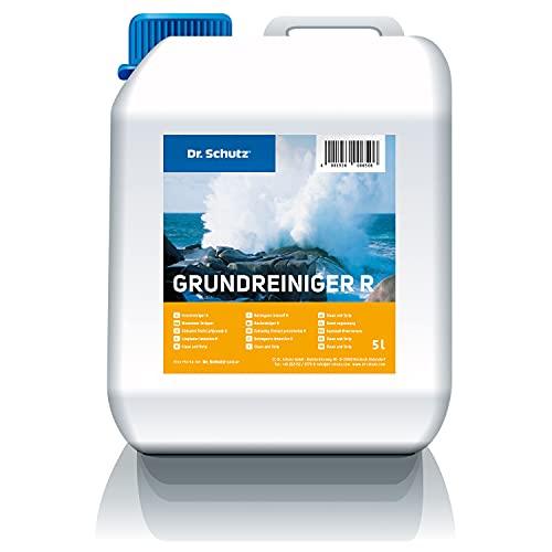 Dr. Schutz Grundreiniger R 5 L für elastische Bodenbeläge |...