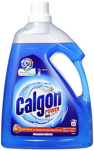 Calgon 3in1 Power Gel – Wirksam gegen Kalk, Schmutz und Gerüche –...