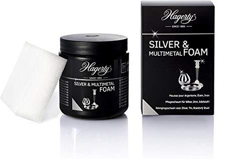 Hagerty Silver Foam Silberschaumreiniger 185g I Effektive Silber...