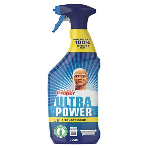 Meister Proper Ultra Power Allzweckreiniger (700 ml) Citrusfrische,...
