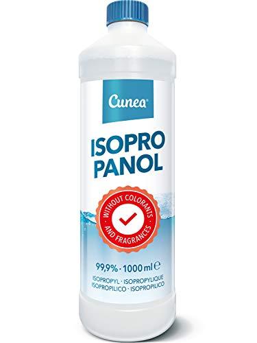 Isopropanol 99,9% geeignet als Fettlöser, Reinigungsflüssigkeit 1...