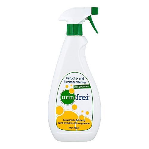 Urin Frei Geruchs- und Fleckenentferner