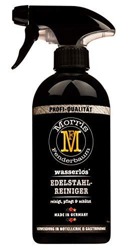 Morris Fenderbaum Edelstahlreiniger Profi-Qualität - Reinigungsmittel...
