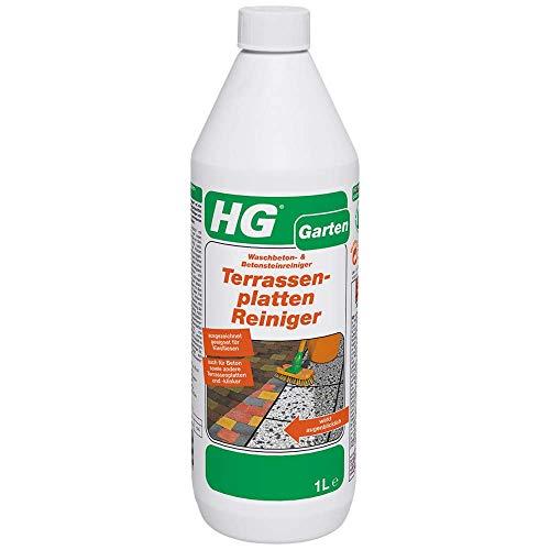 HG Terrassenplatten Reiniger 1L – ein konzentrierter...