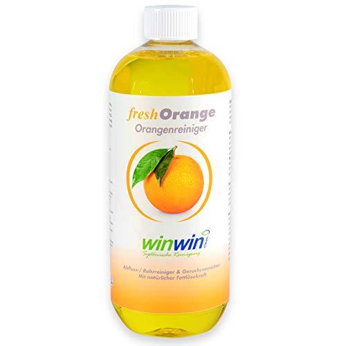 winwin clean Systemische Reinigung - Fresh ORANGE 1000ML I...