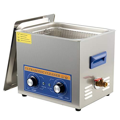 CO-Z 10L Ultraschallreiniger Edelstahl Ultraschallreinigungsgerät mit...