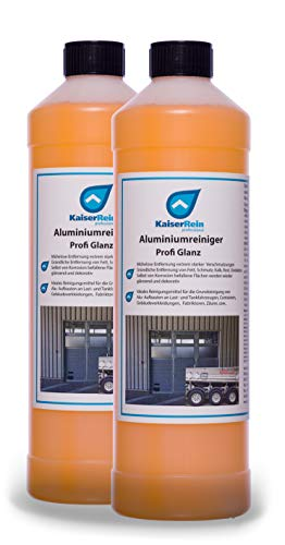 KaiserRein Alu Reiniger Aluminium Reiniger Profi Glanz 2 L...