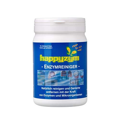 happyzym - natürlicher Enzym-Reinigungspulver 1kg mit der Kraft von...