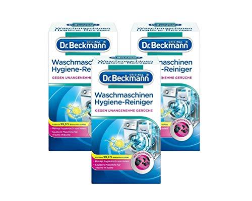 Dr. Beckmann Waschmaschinen Hygiene-Reiniger | Maschinenreiniger mit...