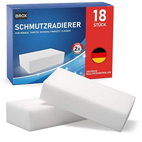 Schmutzradierer Wand 18 Magic Eraser - Radierschwamm auch als Sneaker...