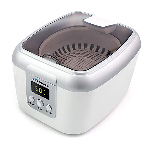 iTronics 600ML Ultraschallreiniger Ultrasonic Cleaner Reiniger...