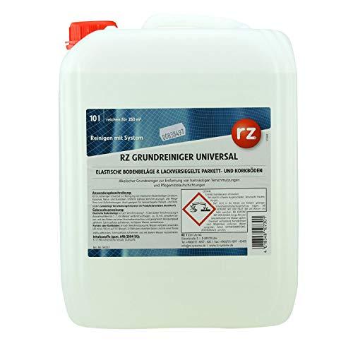 RZ Grundreiniger Universal 10 Liter für elastische Bodenbeläge &...