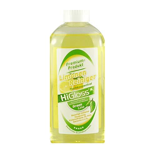 HiGloss Limonenreiniger Hochkonzentrat 500ml