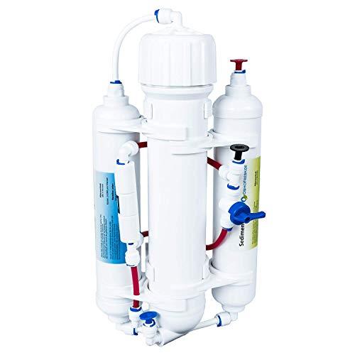 OsmoFresh: Osmoseanlage'Smartline Basic' 50 GPD bis zu 190 Liter am...