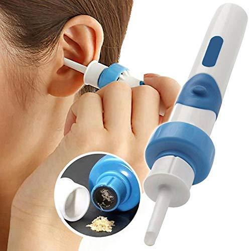 HAPPY-MS Intelligent automatischer Ohrenreiniger, elektrisches...