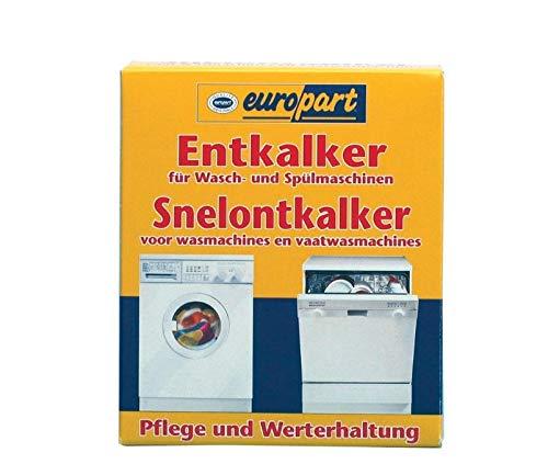 Maschinenentkalker für Waschmaschine zur Pflege und Werterhaltung 200...