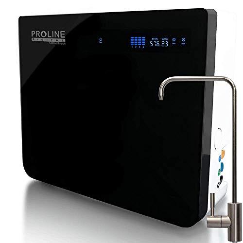 OsmoFresh Osmoseanlage Proline Digital | 800 GPD | 2l/min | Edelstahl...