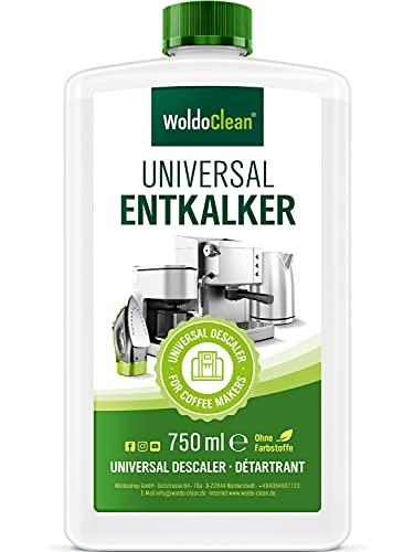 Entkalker für Kaffeevollautomat und Kaffeemaschine 750ml - universal...