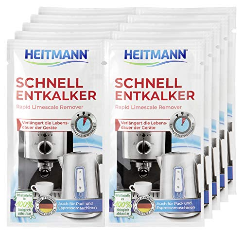 Heitmann Schnell-Entkalker: Natürlicher Universalentkalker für...
