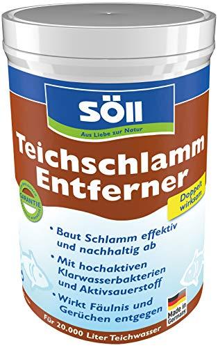 Söll 11784 TeichschlammEntferner doppelt wirksam gegen Teichschlamm 1...