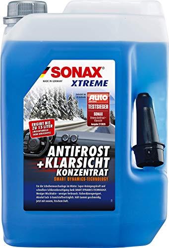 SONAX XTREME AntiFrost+KlarSicht Konzentrat (5 Liter) ergibt bis zu 15...