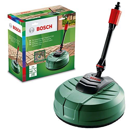 Bosch Terrasenreiniger Aufsatz Aquasurf 250 (Zubehör für Bosch...