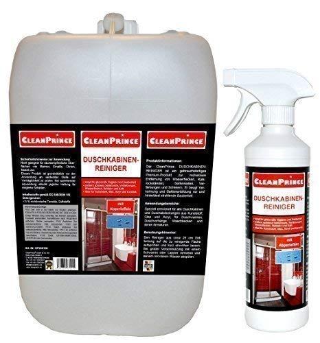 2,5 Liter (2000 ml im Kanister + 500 ml in der Sprühflasche)...