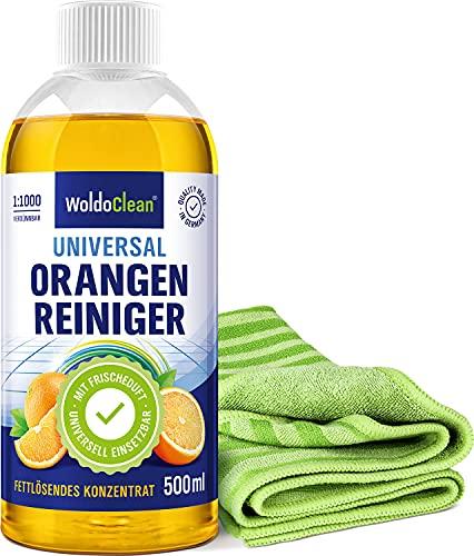 Orangenölreiniger Konzentrat Set fettlösend und hochkonzentriert -...