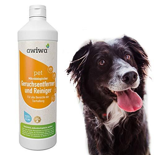 awiwa Geruchsneutralisierer für Hund und Katze & Katzenurin...