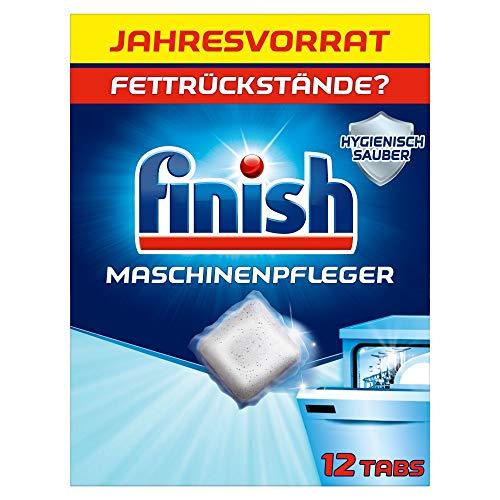 Finish Maschinenpfleger Tabs – Spülmaschinentabs gegen Schmutz und...