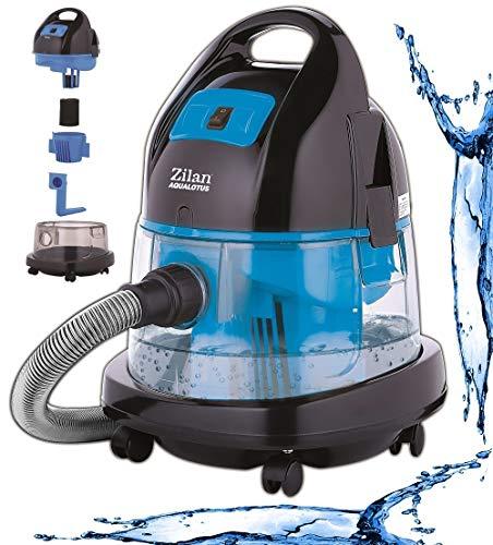 Zilan Staubsauger | 2.000 Watt | Wasser Staubsauger | Bodenstaubsauger...