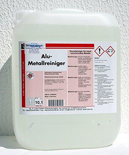 Linker Alureiniger Metallreiniger 10 Liter