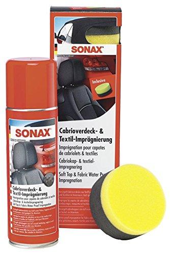 SONAX SN 1837578 Cabrioverdeck- TextilImprägnierung &...