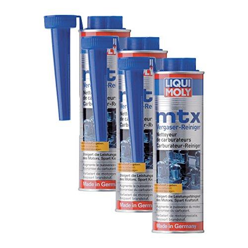Liqui Moly MTX Vergaser-Reiniger Vergaserreiniger Kraftstoff-Additiv...