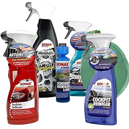 SONAX Premium Reinigungs-Set 9-teilig   Das Starterpaket für eine...