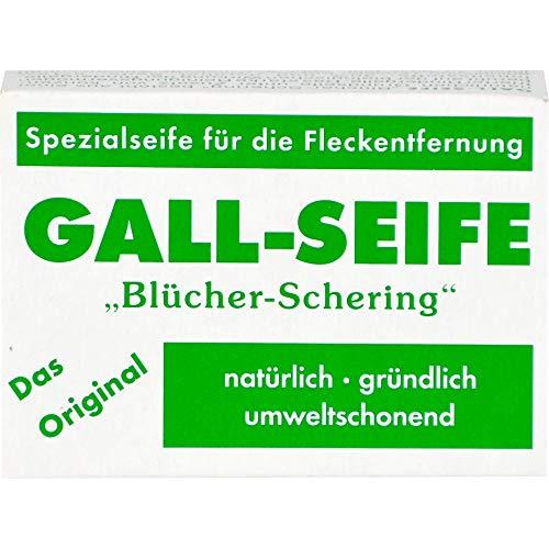 Blücher-Schering Gall-Seife Spezialseife für die Fleckentfernung, 1...