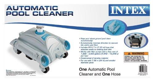 LEGNAGOFERR - Intex 28001 Auto- Pool-Reinigungsroboter kleiner Roboter...