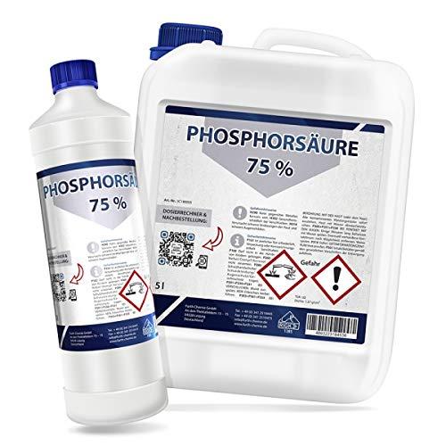Phosphorsäure 75%, 1 L   Entroster, Rostlöser, Rostentferner,...