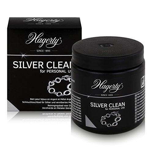 Hagerty - Silver Clean, Silberbad / Tauchbad für Silberschmuck