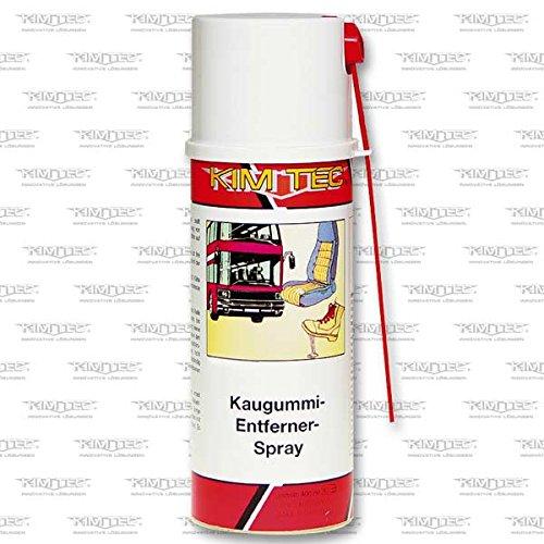 KIM-TEC Kaugummi- Entferner- Spray 400ml, zur Entfernung von Kaugummi...
