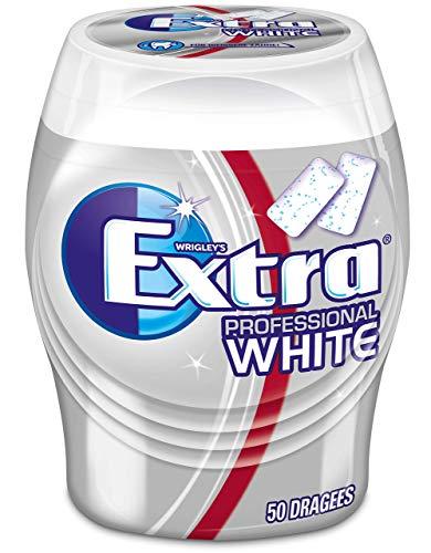 WRIGLEY'S EXTRA Professional White   Zuckerfrei   Eine Dose (1 x 50...