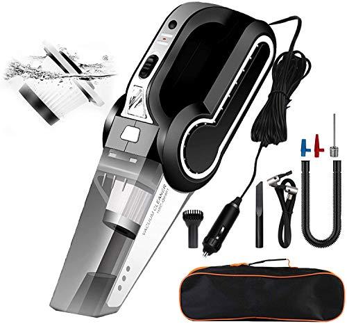 Banral Handstaubsauger 4 in 1, Autostaubsauger Tragbarer Multifunktion...