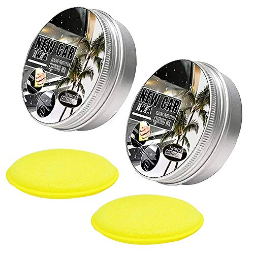 CASEIER New Car Coating Wax, Auto Anti-Scratch Wax, Instant Paint...