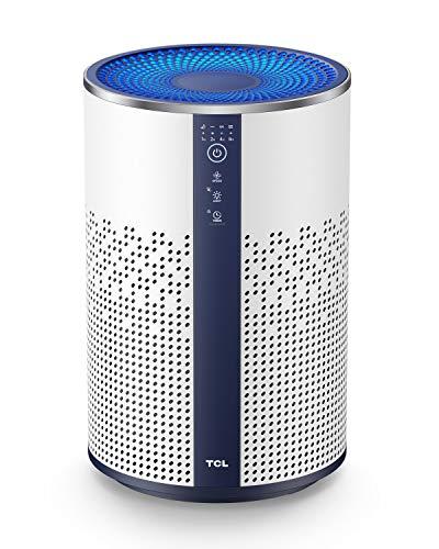 TCL BREEVA A1 Luftreiniger für zu Hause mit echtem HEPA H13-Filter,...