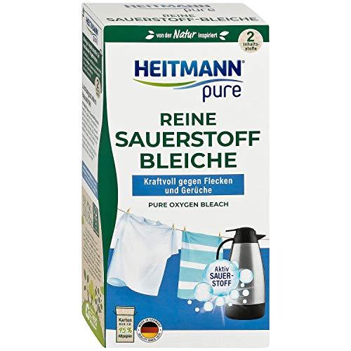 HEITMANN pure Reine Sauerstoffbleiche: Ökologisches Bleichmittel,...