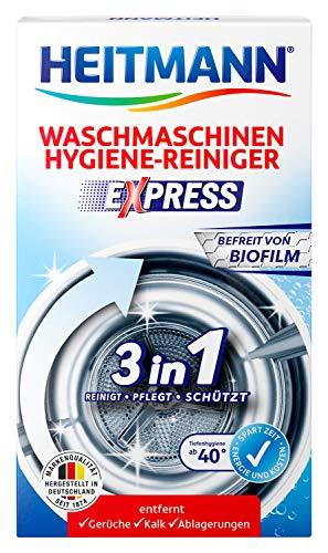 Heitmann Express Waschmaschinen Reiniger: entfernt Kalk, Ablagerungen...
